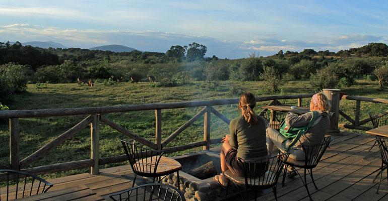Rhino Lodge Ngorongoro