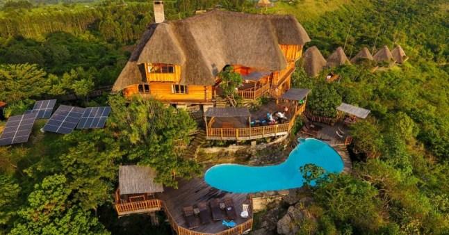 Uganda Luxury Hotel