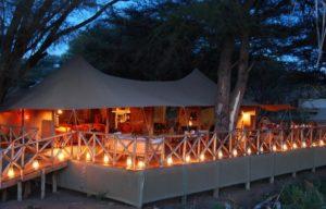 samburu tented luxury camp