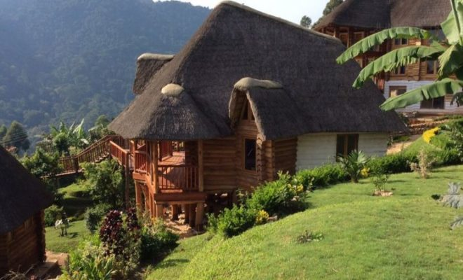 Ugandan Lodge